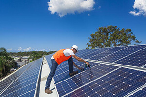 Solar Panel Installer in Wickham